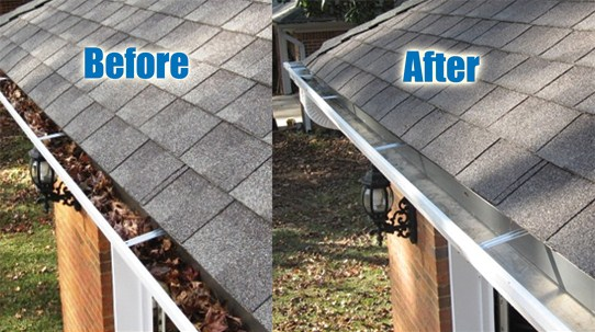 gutter cleaning lugoff