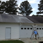 Roof Cleaning During Bishopville, SC