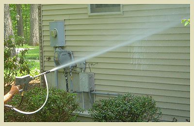 house pressure washing florence sc
