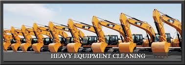 heavy equipment cleaning columbia south carolina
