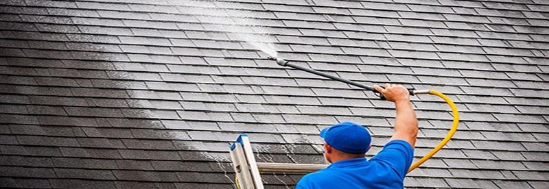 roof washing columbia